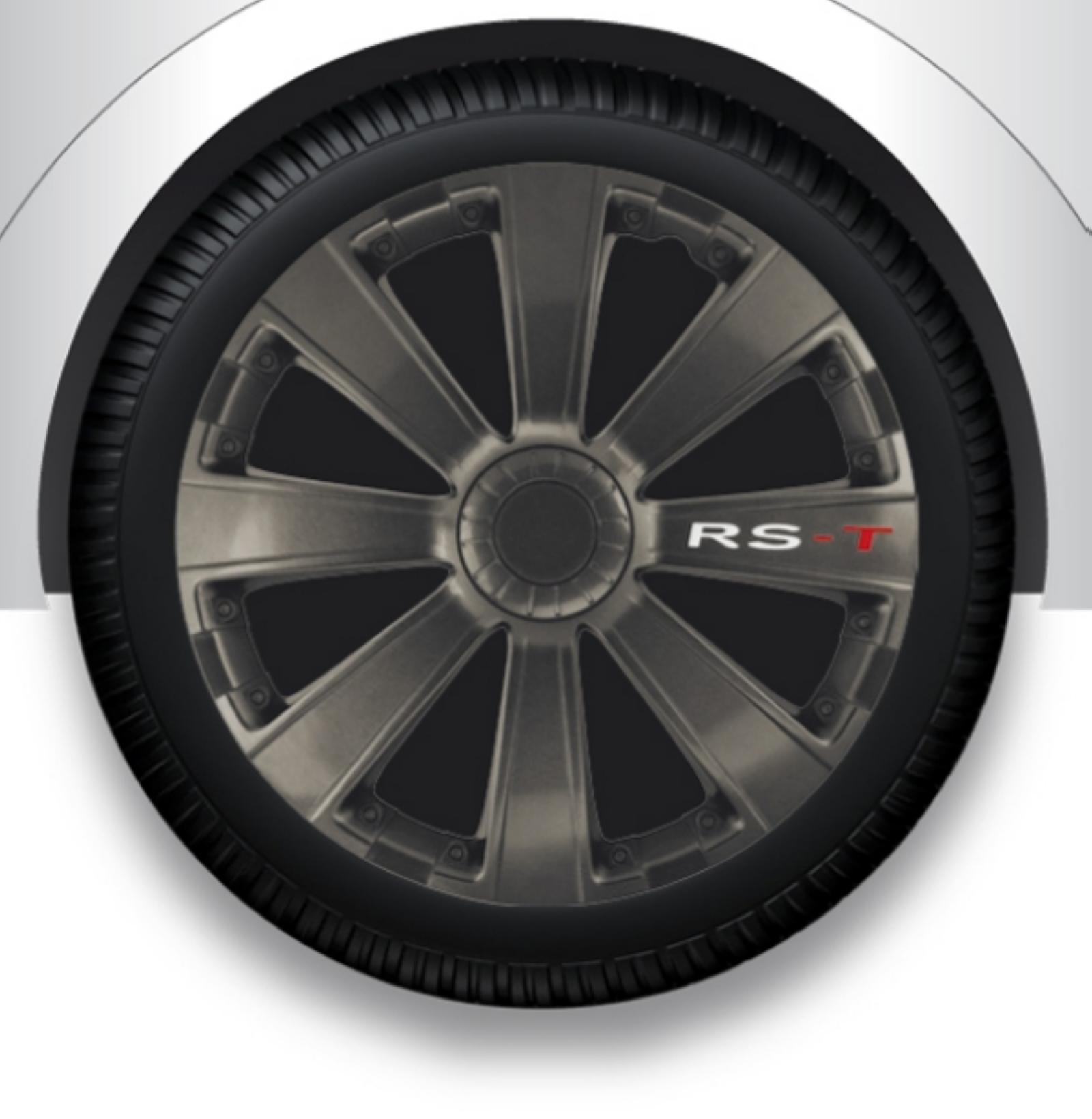 Колпаки колесные Argo RST Dark R14 купить.