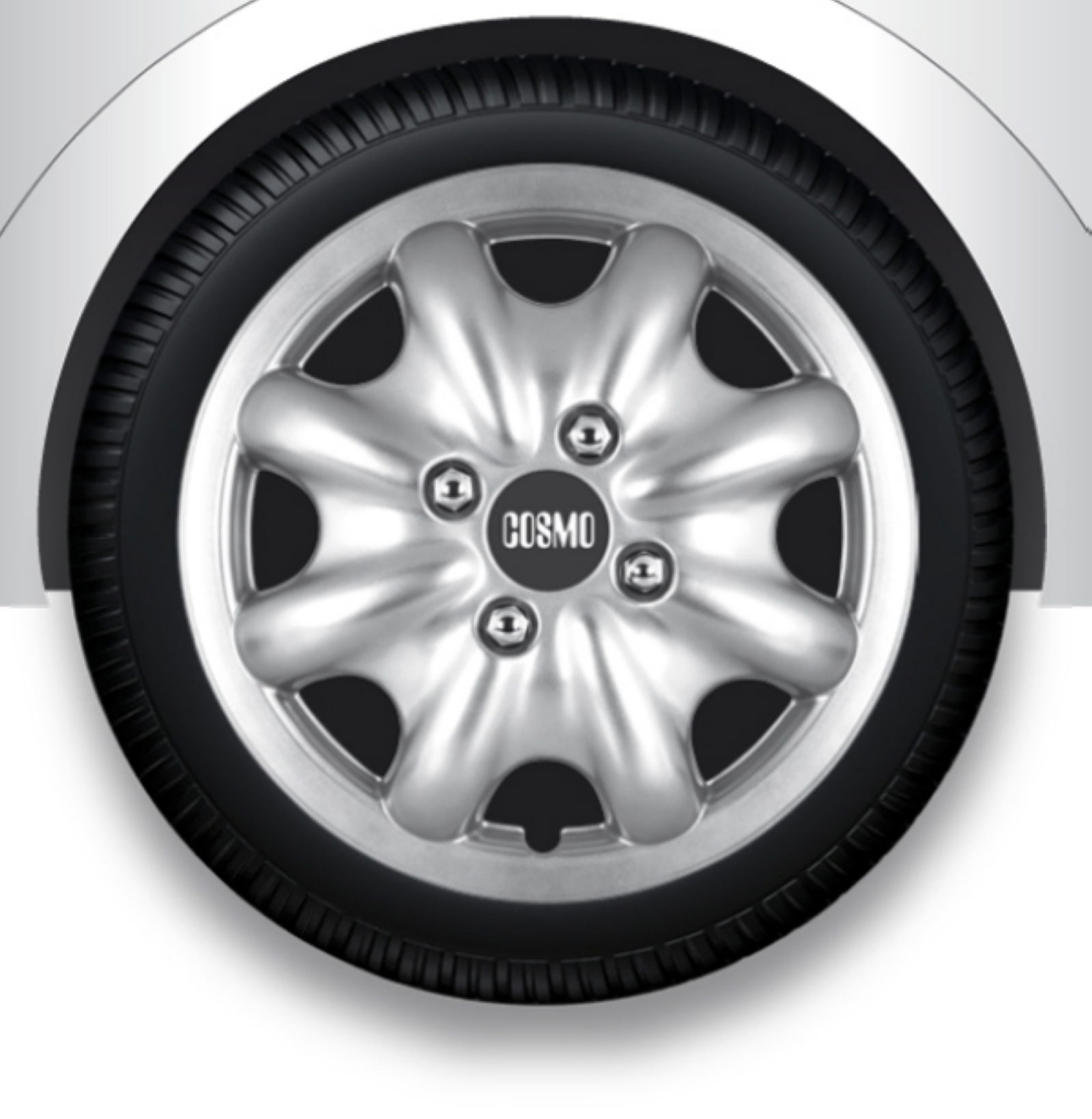 Колпаки колесные Argo Cosmo green R14 купить.