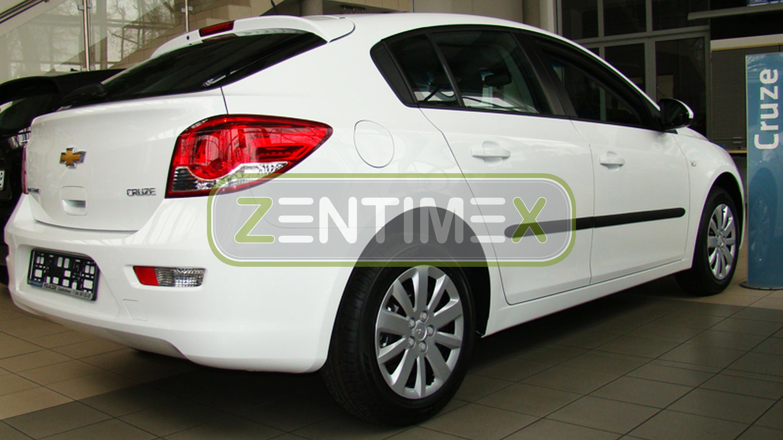 Schutzleisten für Chevrolet Cruze Stufenheck 4-Türer  2009-2011