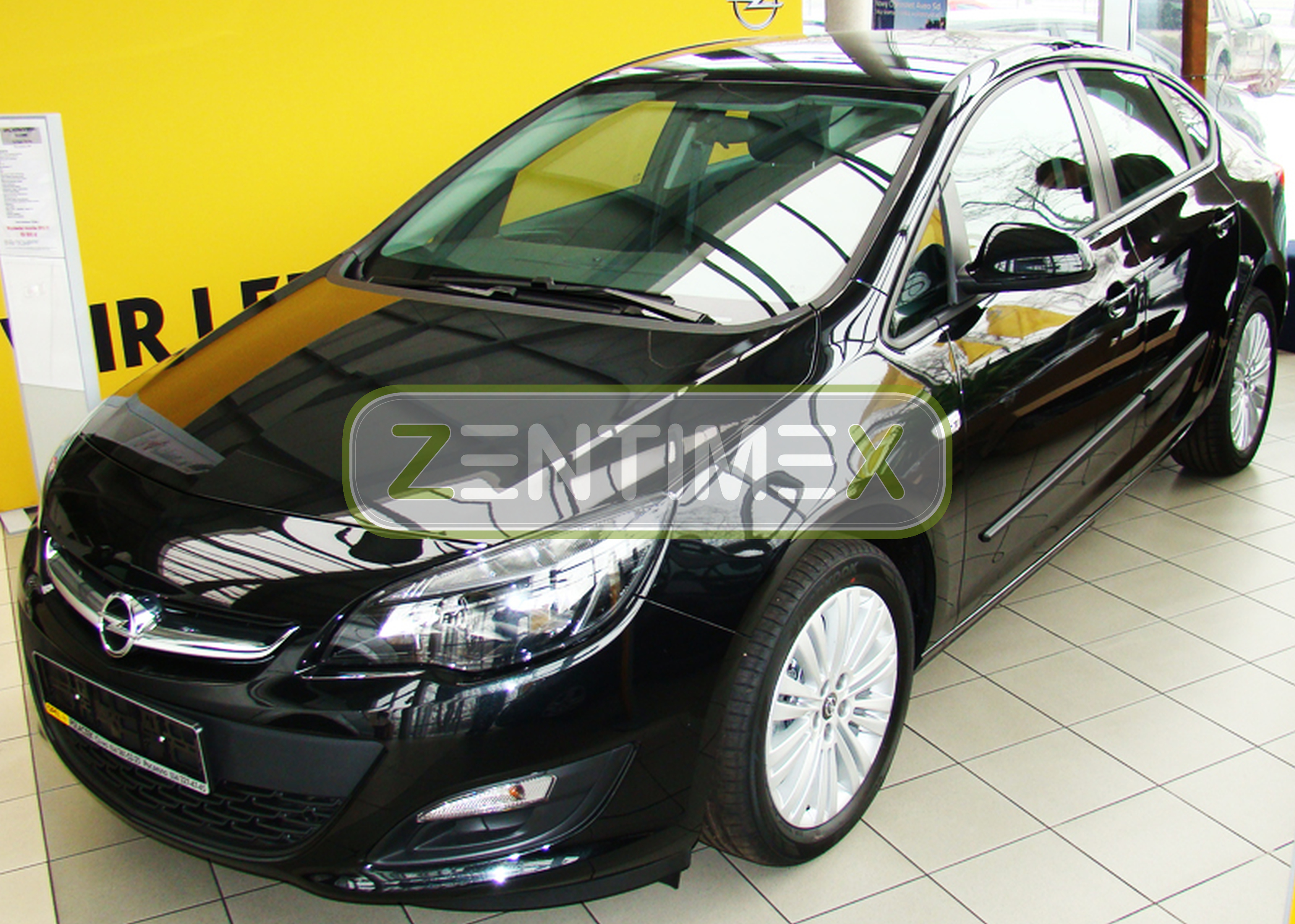 schutzleisten f r opel astra j 2012 limousine stufenheck 4 t rer ebay. Black Bedroom Furniture Sets. Home Design Ideas