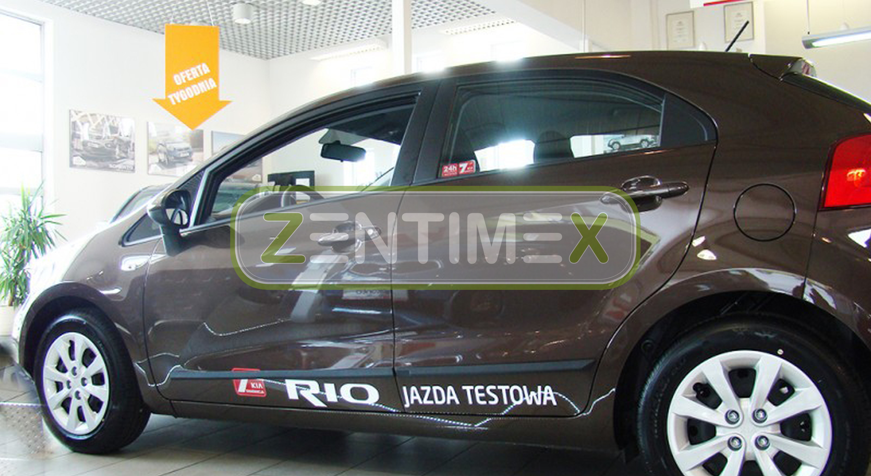 schutzleisten f r kia rio 3 ub 2011 schr gheck hatchback. Black Bedroom Furniture Sets. Home Design Ideas