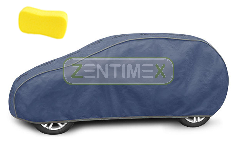 4-lagige Membran Vollgarage für MINI Mini Cabrio R52 Cabriolet 2-türer 07.04-11.