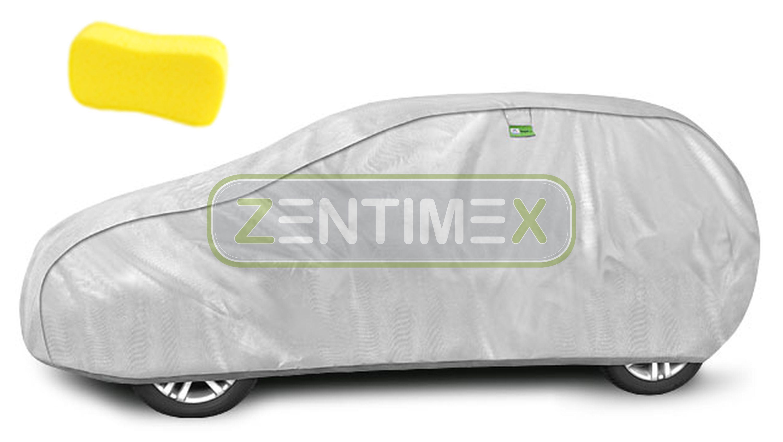 Metallisierte Vollgarage für Hyundai Matrix FC Minivan Van 5-türer 06.01-08.10