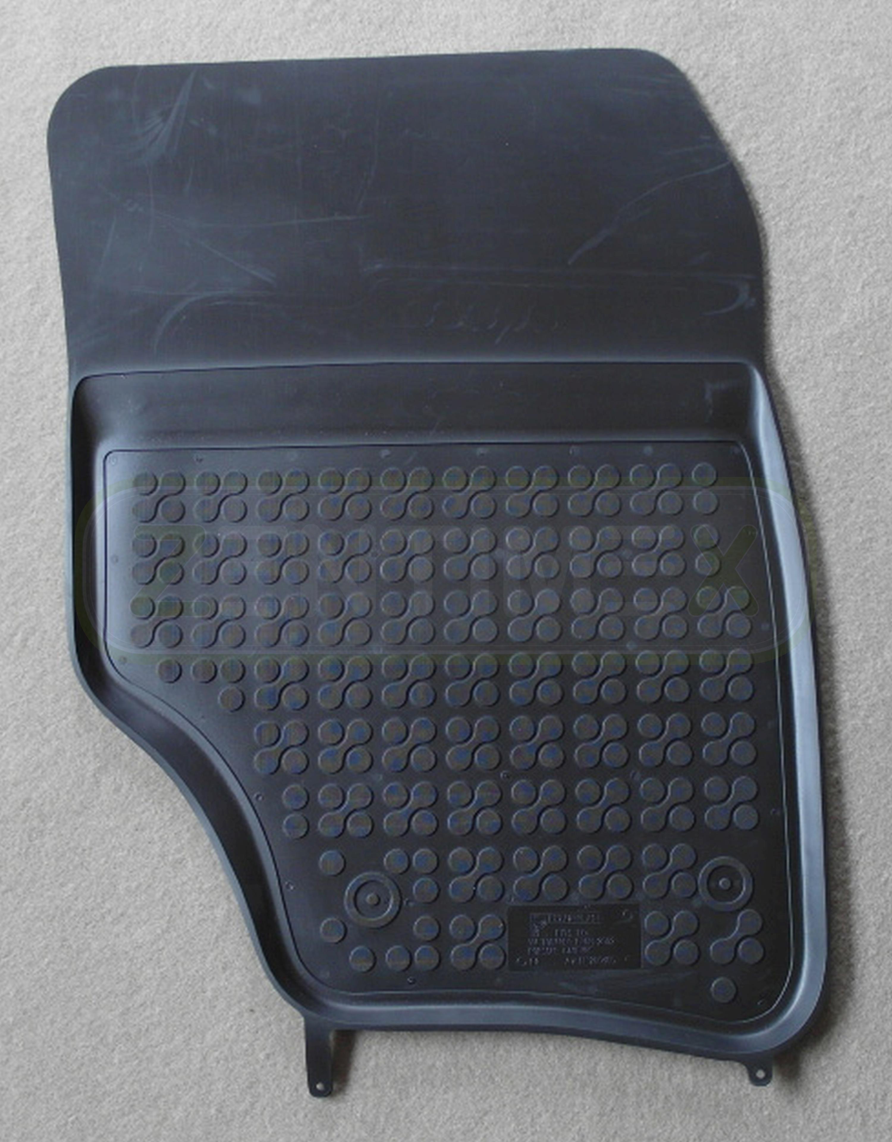 Gummifußmatten für Porsche Cayenne 1 Typ 9PA Steilheck Geländewagen SUV 5-türe 0
