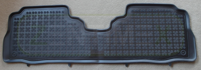 schwarz Sch Plus Hybrid Van Kombi 5-türer 2011 Gummifußmatten für Toyota Prius