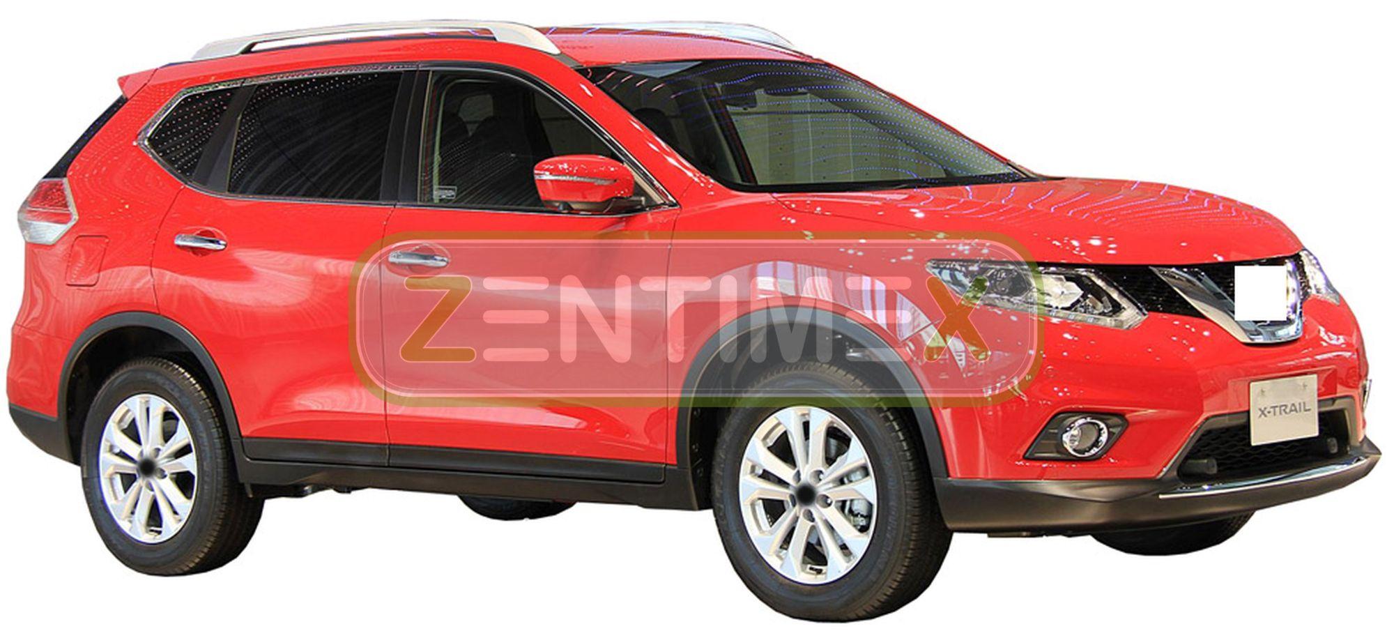 Boot Mat Trunk Liner Nissan XTrail T SUV Doors Seats - Suv 3 portes