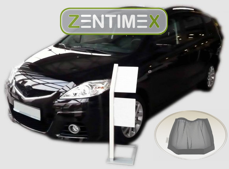 velcro-rete per Mazda 5 MAZDA 5 CW prima-Facelift Z333659 polsini TAPPETINO VASCA