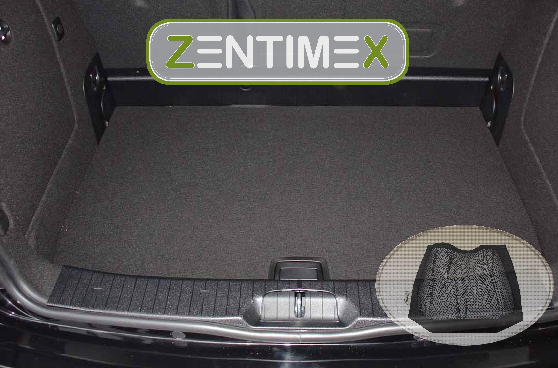 Klett-Netz für Mercedes A-Klasse W169 W 169 S Z331810 Gerippte Kofferraumwanne