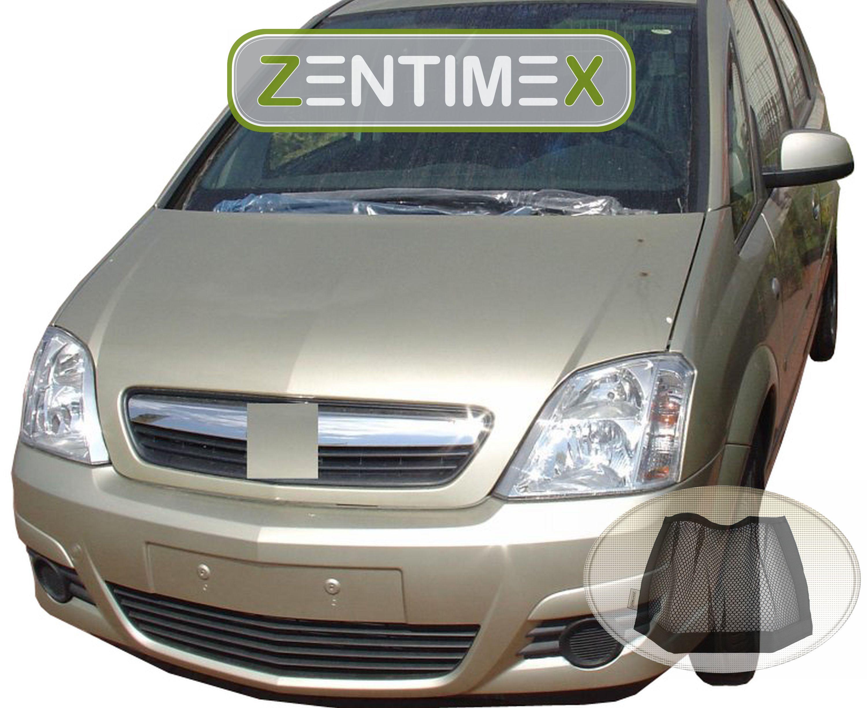 velcro-RETE PER OPEL MERIVA A OPC minivan Komb Z334048 polsini TAPPETINO VASCA