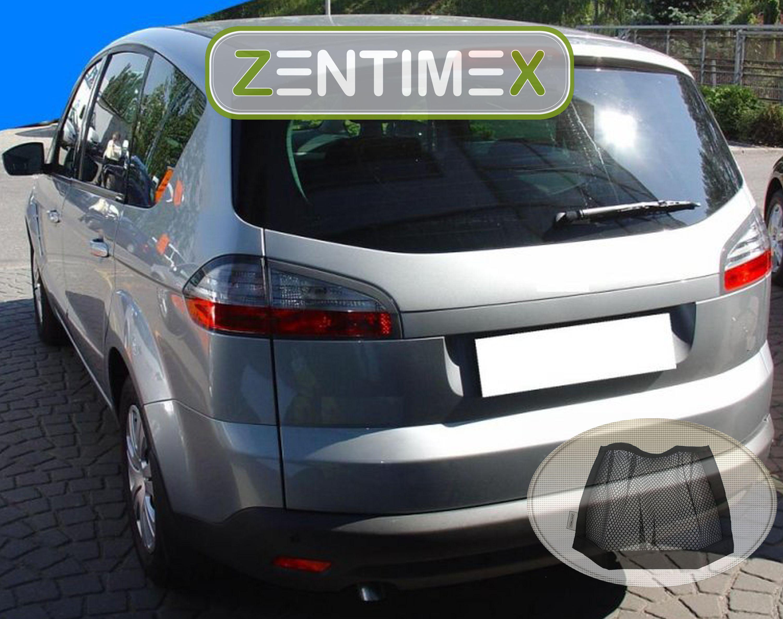 Z331785 Gerippte Kofferraumwanne Klett-Netz für Ford S-MAX SMAX S MAX 1 Vor-Fa