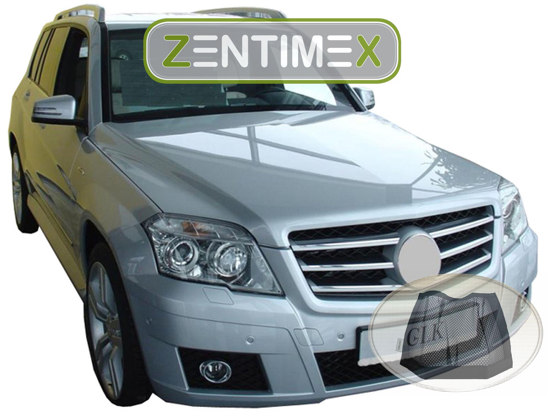 Klett-Netz für Mercedes GLK-Klasse X204 X 204 Z332374 Gerippte Kofferraumwanne