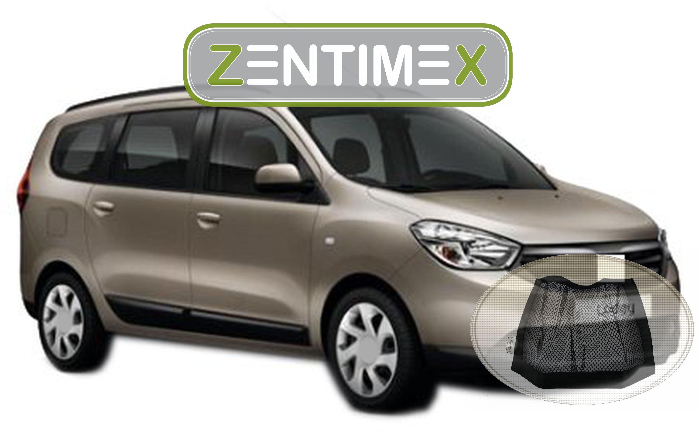 Klett-Netz für Dacia Lodgy Celebration Van Ko Z333201 Gerippte Kofferraumwanne