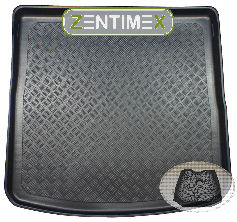 Klett-Netz für Seat Leon ST X-Perience 3 5F K Z332591 Gerippte Kofferraumwanne