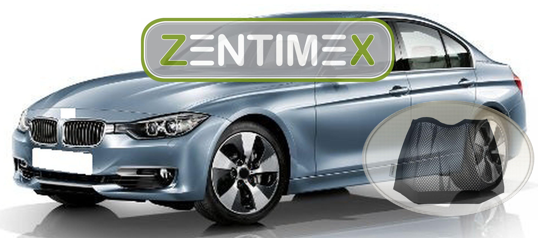 Klett-Netz für BMW 3er F30 Limousine Stufenhe Z332224 Gerippte Kofferraumwanne