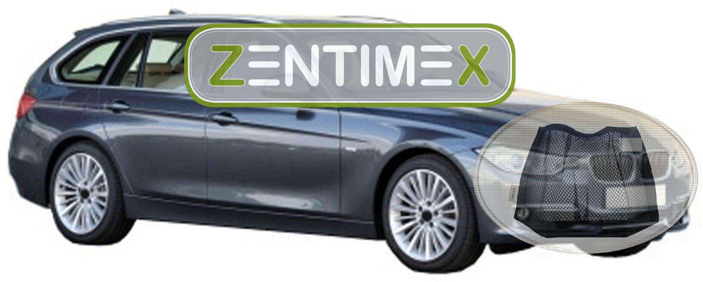 Klett-Netz für BMW 3er F31 Facelift Touring K Z332973 Gerippte Kofferraumwanne