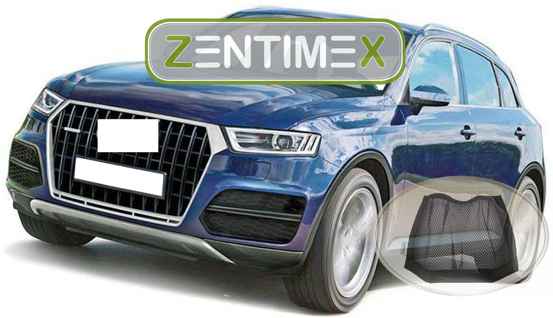 Z332750 Gerippte Kofferraumwanne Klett-Netz für Audi SQ7 TDI 2 Typ 4M Steilhec