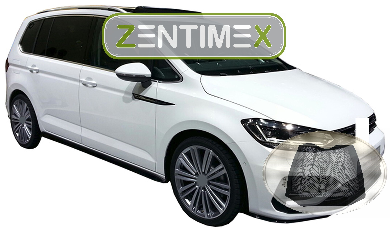 Klett-Netz für VW Volkswagen Touran Highline Z335107 Gerippte Kofferraumwanne