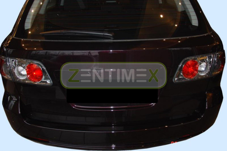 Geriffelte Kofferraumwanne für Mazda 6 Mazda6 Sport-Kombi GY Vor-Facelift Kombi