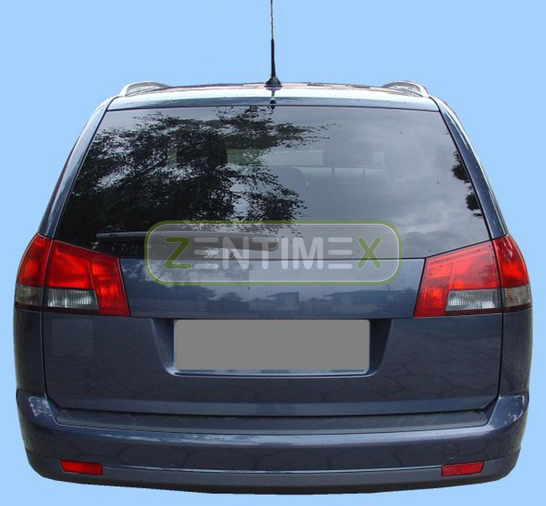 Geriffelte Kofferraumwanne für Opel Vectra Edition C Caravan Kombi 5-türer 2003