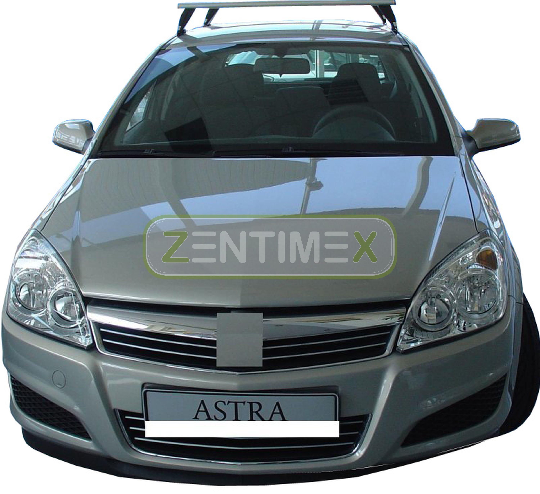 Geriffelte Kofferraumwanne für Vauxhall Astra H GTC Schrägheck Hatchback 3-türer