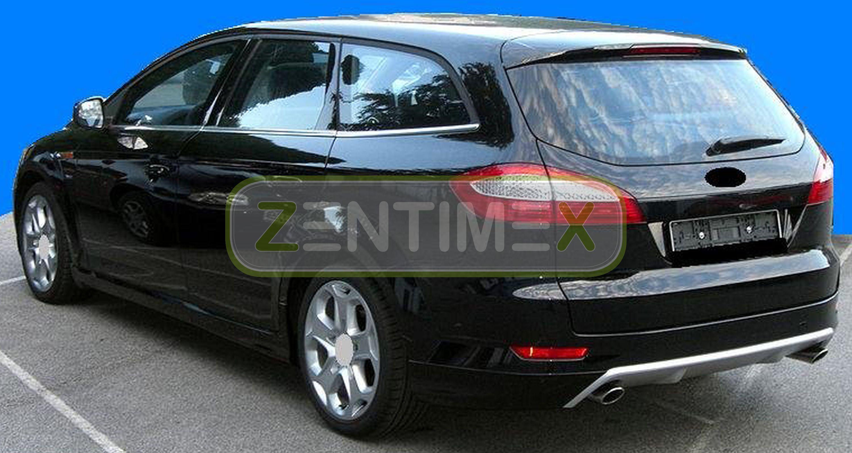 Geriffelte Kofferraumwanne für Ford Mondeo 4 BA7 Turnier Kombi 5-türer 2007-2045