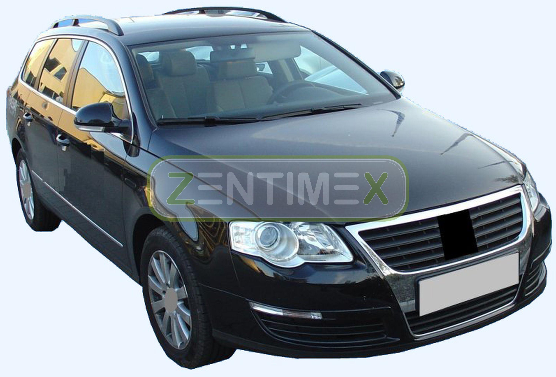 Geriffelte Kofferraumwanne für VW Volkswagen Passat R36 B6 3C Variant Kombi 5-tü