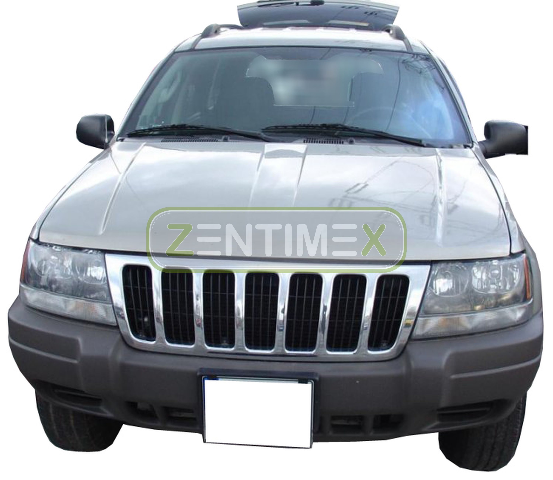Geriffelte Kofferraumwanne für Jeep Grand Cherokee Columbia Edition 2 WJ WG Stei