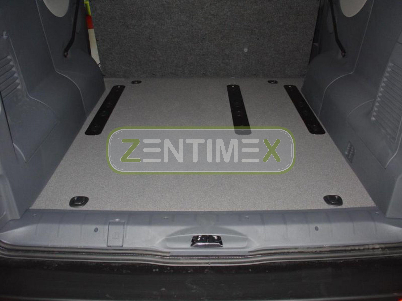 Geriffelte Kofferraumwanne für Citroen Jumpy Kombi Océanic 2 2007-2016 Langver5F