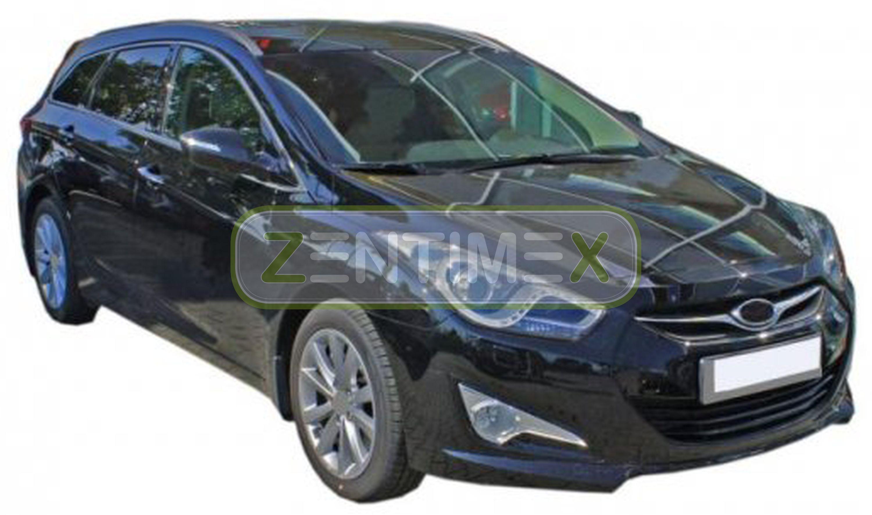 Zigrinati Tappetino Vasca Per Hyundai i40cw i 40 CW STATION WAGON 5-PORTE 2011