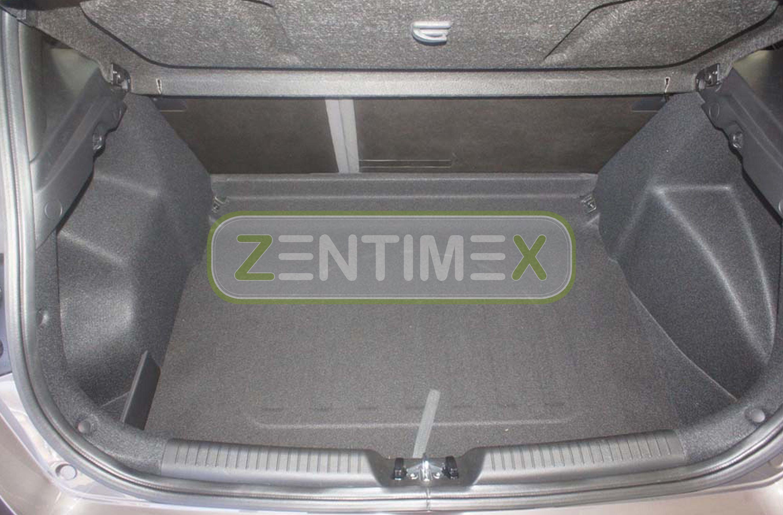 Geriffelte Kofferraumwanne für Kia Cee/'d Ceed 2 JD Schrägheck Hatchback 5-türerB