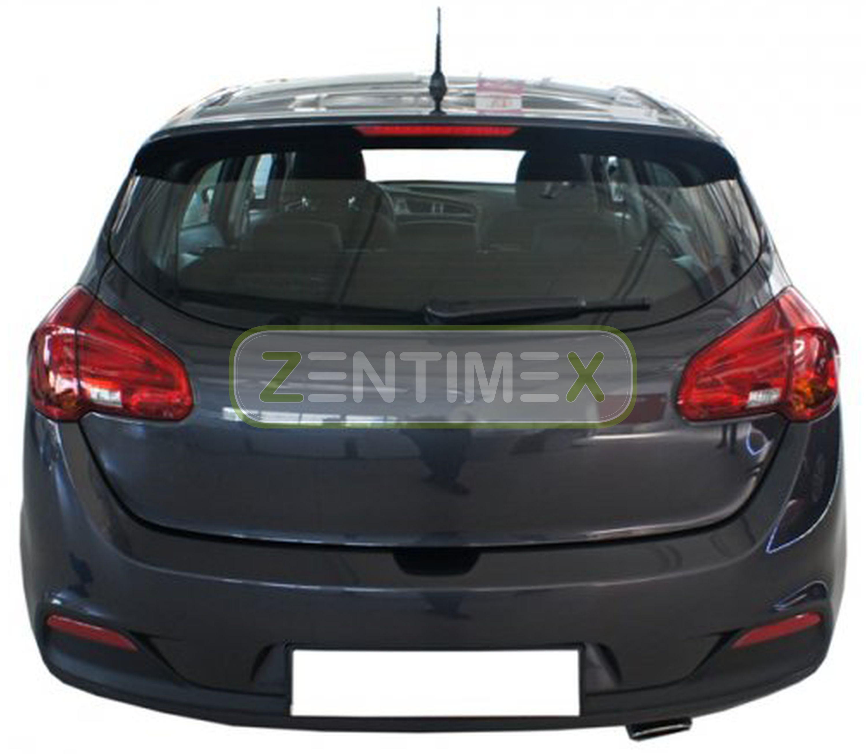 Geriffelte Kofferraumwanne für Hyundai i30 2 GD Schrägheck Hatchback 5-türer 21C