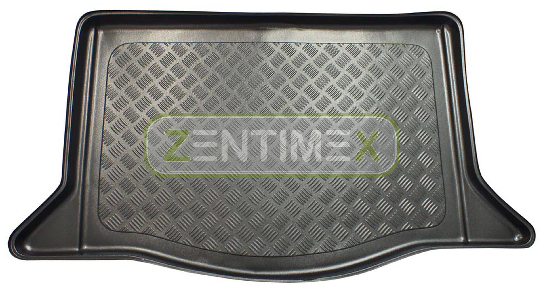 Estera de arranque corrugado forro De Tronco Para Honda Jazz 3 Ge Facelift Hatchback de 5 puertas 2