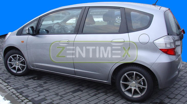 Geriffelte Kofferraumwanne für Honda Jazz 3 GE Schrägheck Hatchback 5-türer 2008