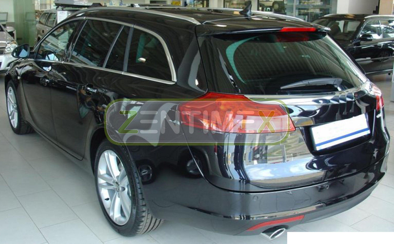 Geriffelte Kofferraumwanne für Vauxhall Insignia OPC Sports Tourer Kombi 5-türer