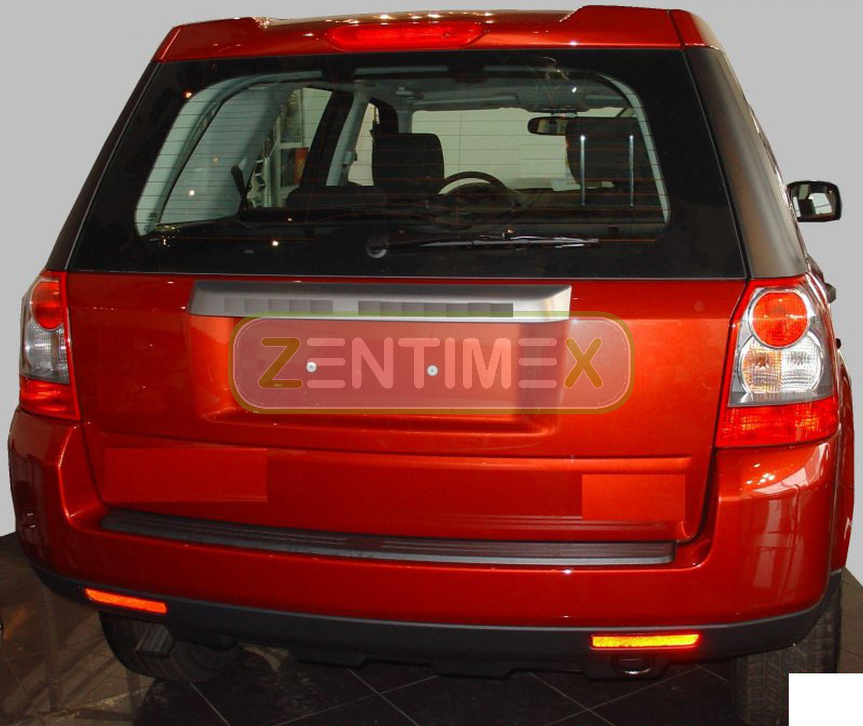 Geriffelte Kofferraumwanne für Land Rover Freelander 2 Typ LF S Steilheck Geländ