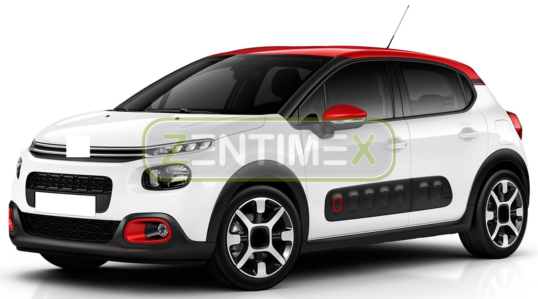 Geriffelte Kofferraumwanne für Peugeot 208 Allure Schrägheck Hatchback 5-türer 2