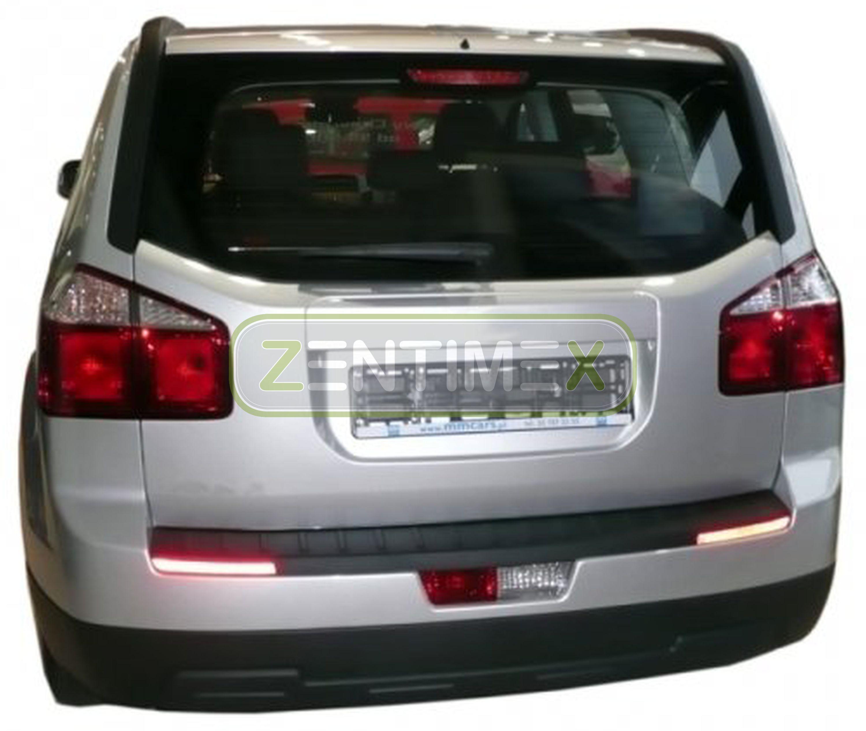 Geriffelte Kofferraumwanne für Chevrolet Orlando LT Van Kombi 5-türer 2010-7Sit