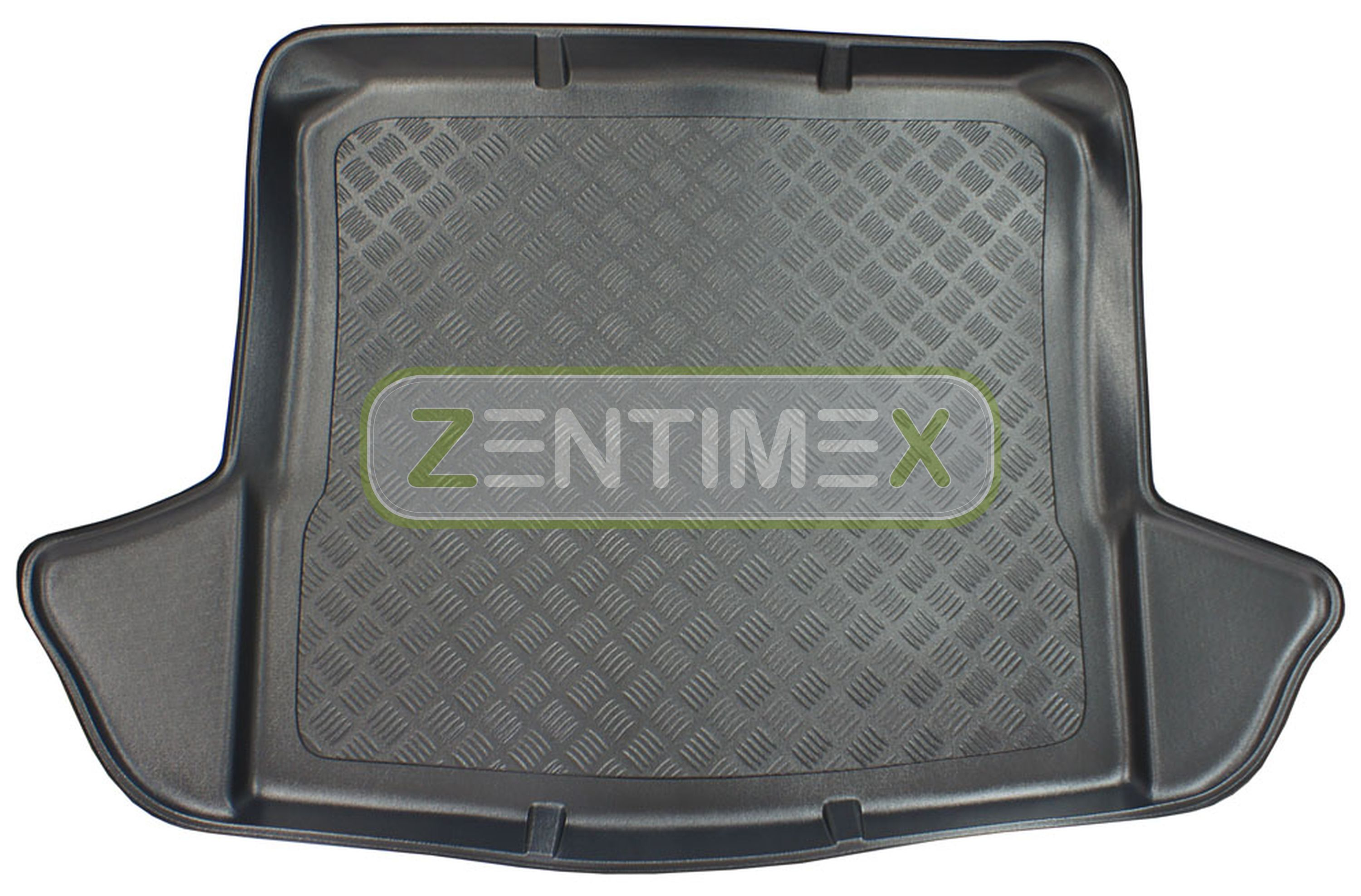 Corrugated Boot Mat Trunk Liner for Seat Ibiza ST 4 6J estate station wagon 5