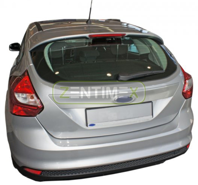 Geriffelte Kofferraumwanne für Ford Focus ST 3 Schräghecklimousine Hatchback S1E
