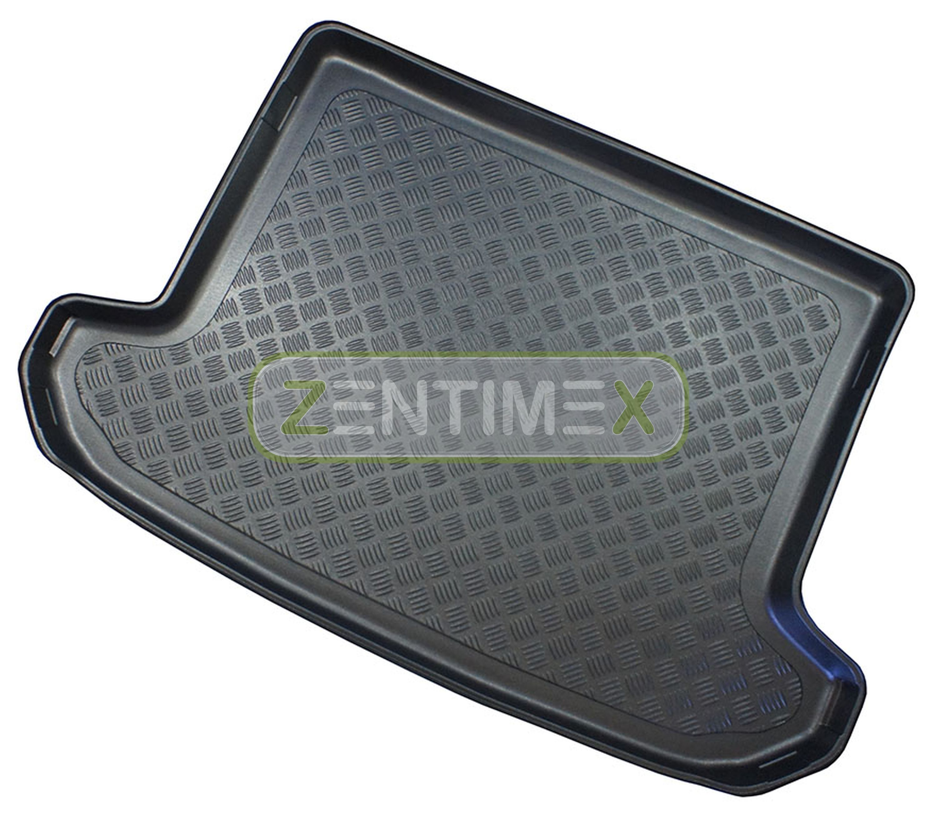Corrugated Boot Mat Trunk Liner for Kia Sportage GT Line 4 QL SUV 5-doors 2016