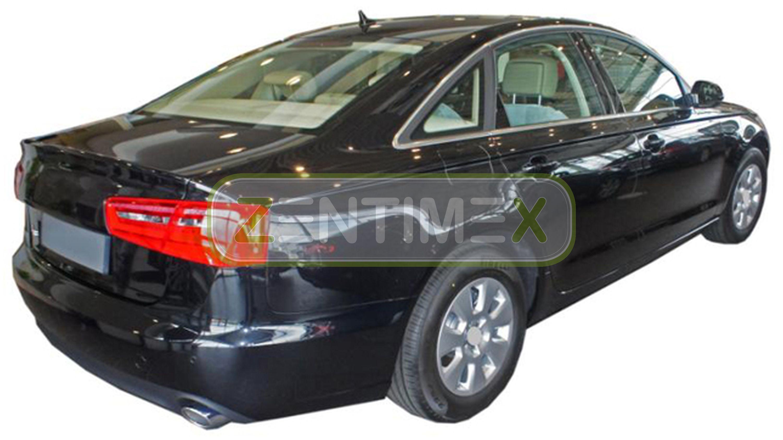 Geriffelte Kofferraumwanne für Audi A6 C7 4G Limousine Stufenheck 4-türer 201046