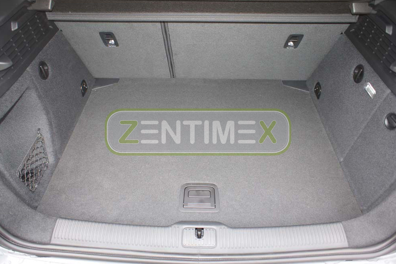 Zigrinati Tappetino Vasca Per AUDI a3 SPORT BACK 8v posteriore acciaio per Hatchback 5-tür2b