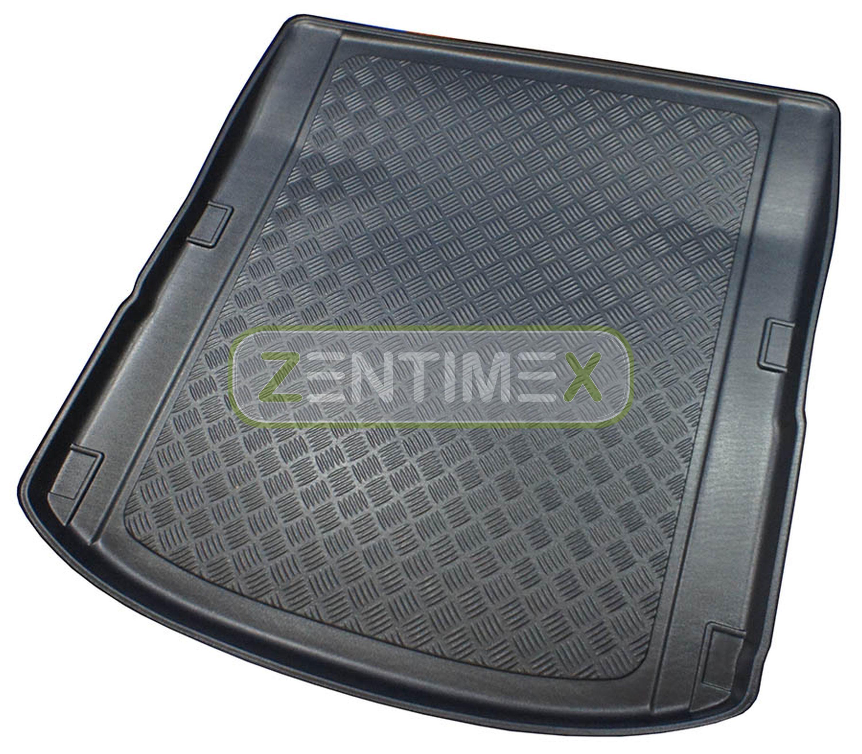 Geriffelte Kofferraumwanne für Audi A4 B9 8W2 Limousine Stufenheck 4-türer 2014E