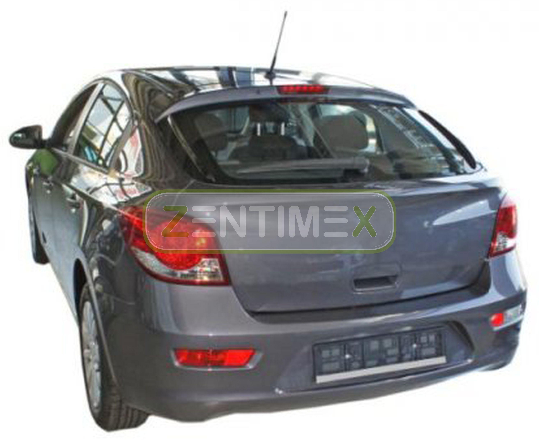 Geriffelte Kofferraumwanne für Chevrolet Cruze LS Vor-Facelift Schrägheck Hatchb
