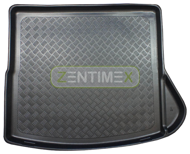 Geriffelte Kofferraumwanne für Mercedes CLA-Klasse Shooting Brake 180 X117 Kombi