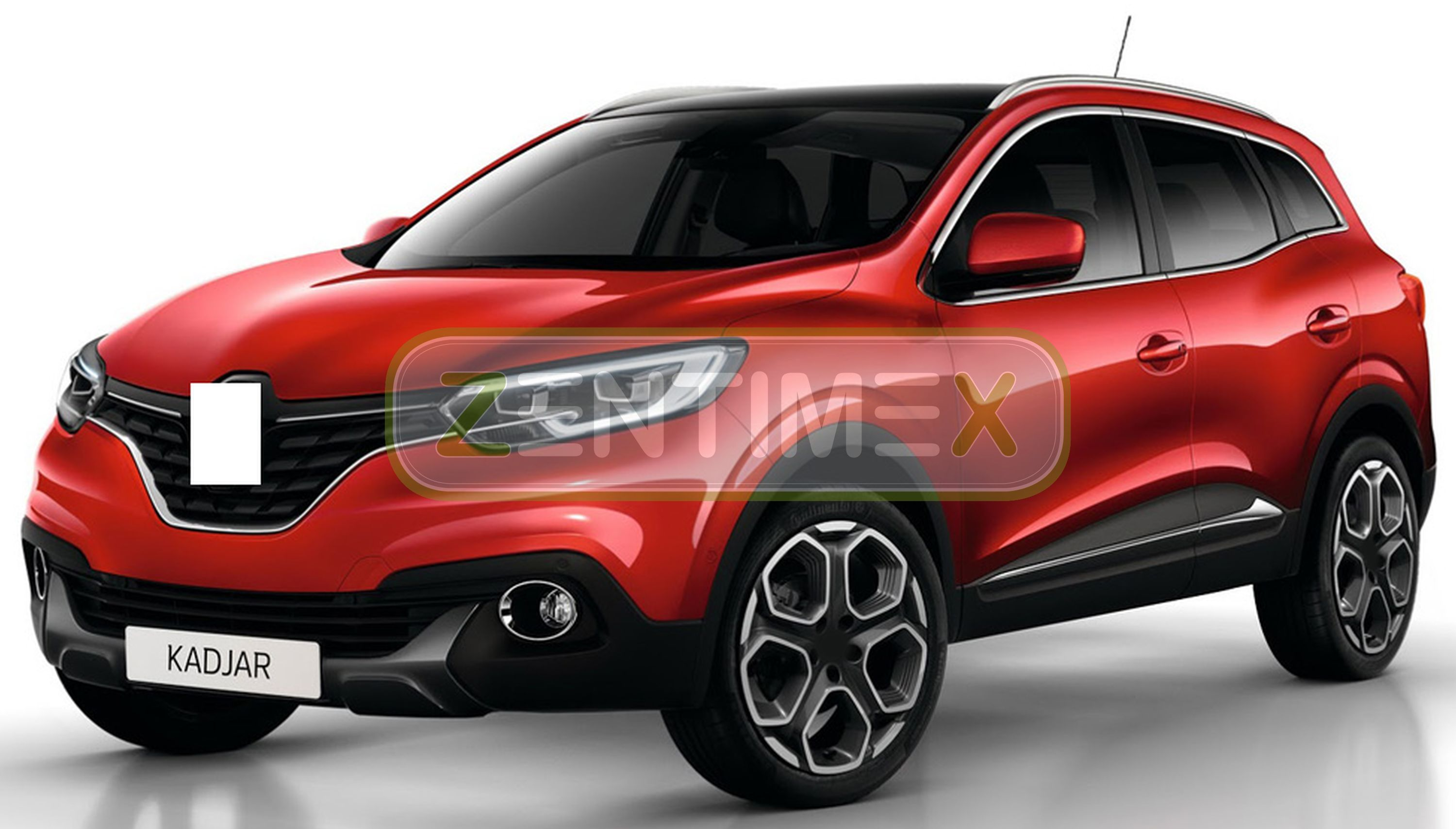 Fluted Boot Liner for Renault Kadjar Hatch Off-Road Vehicle SUV 5-türer