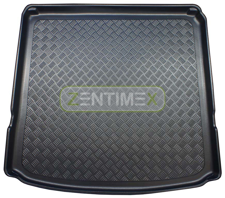 Geriffelte Kofferraumwann<wbr/>e für Renault Talisman Grandtour Initiale Paris Kombi 5