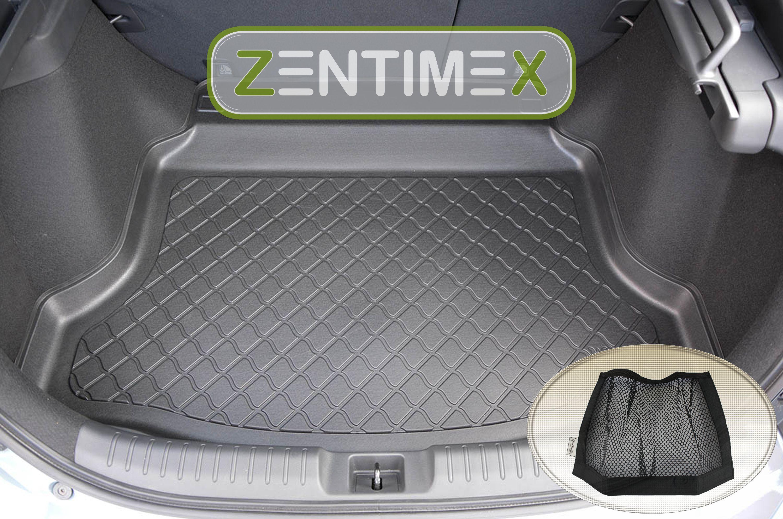 Kofferraumwanne TPE Netztasche für  Honda Civic Type R 10 FC FK Schrägheck H41