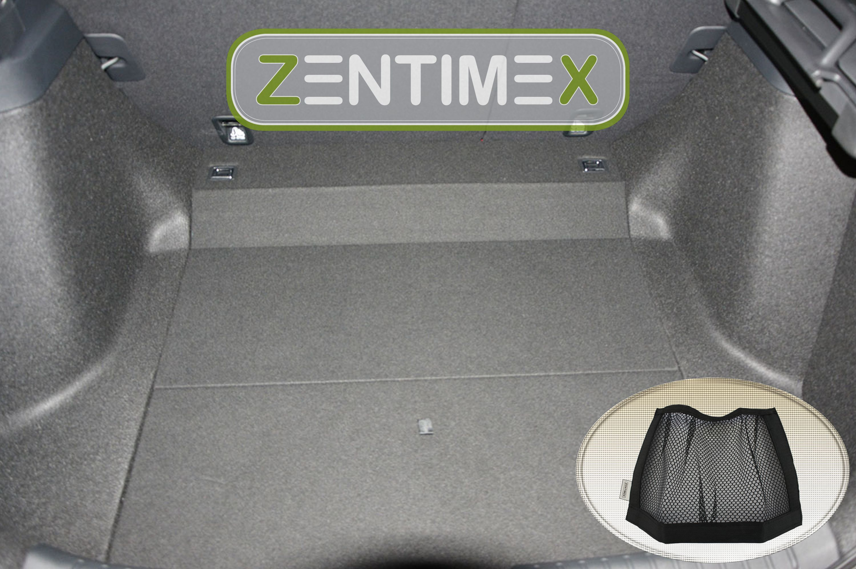 bolsa de malla para Honda Civic sport plus 10 FC FK schräghe 29 Alfombrilla de Tina tpe