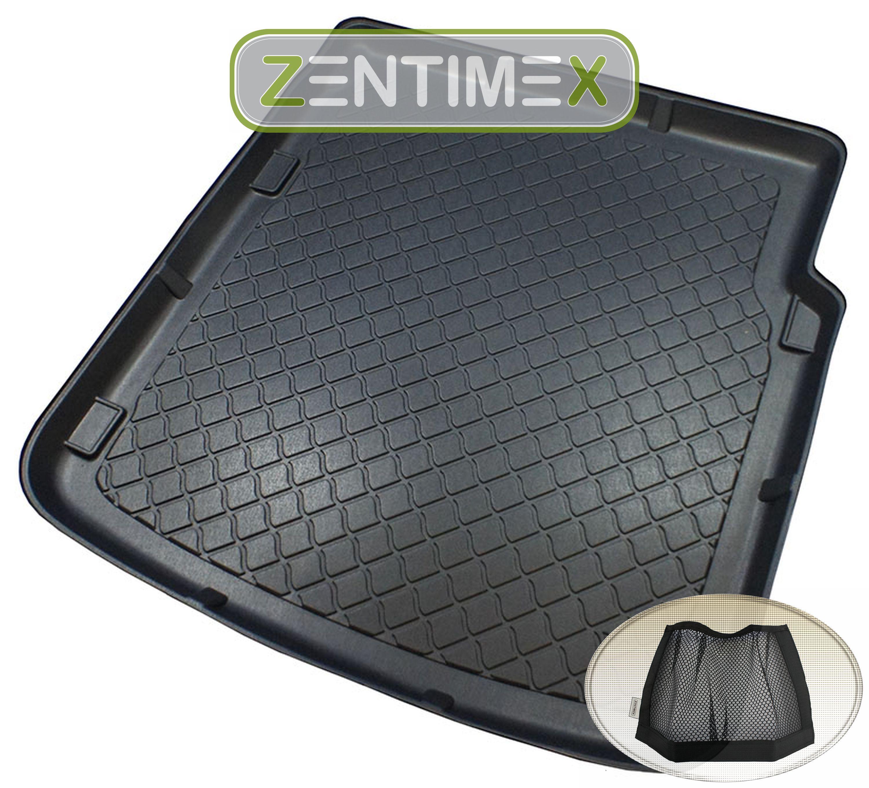 Kofferraumwanne TPE Netztasche für  Audi A7 Sportback 4G Facelift Schrägheck3A